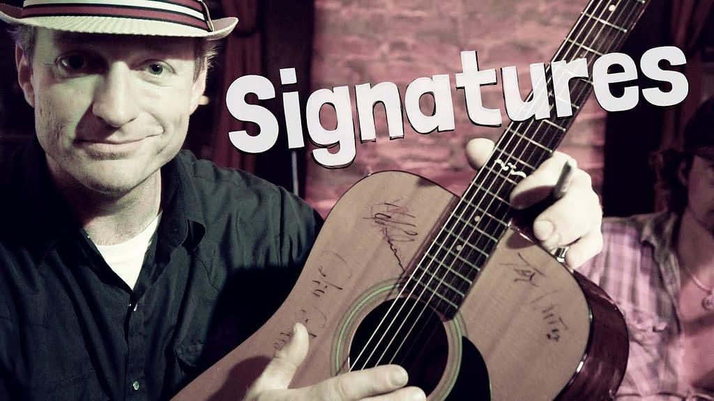 Signatures Presents