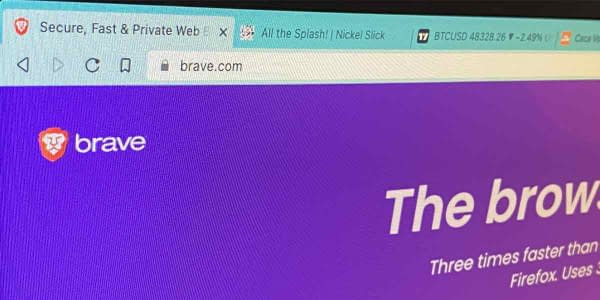 The Brave Little Browser
