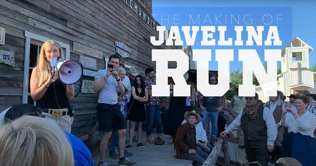 Javelina Run BTS